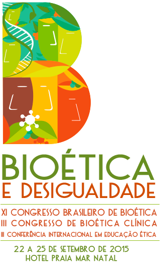 logo XI Congresso Brasileiro de Bioética