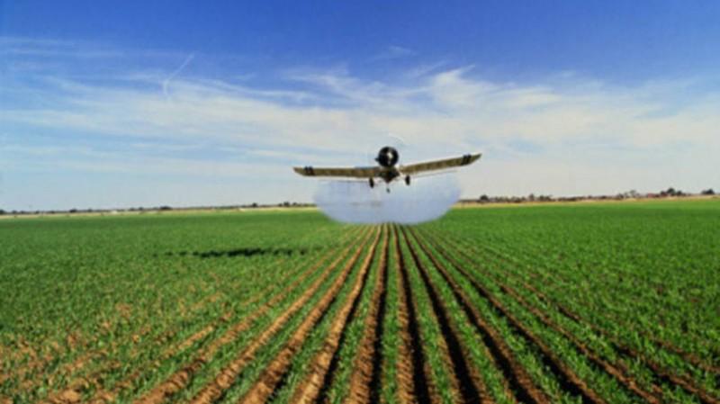 agrotoxicos aviao