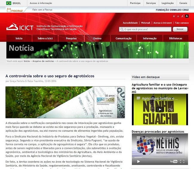 VIDEOTECA NETHIS ICICT -