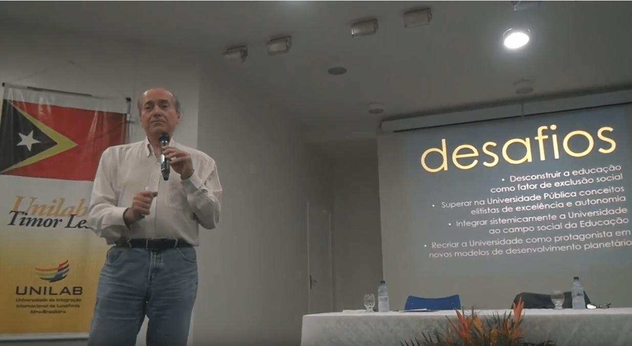 Naomar de Almeida – Educação Superior como Superação de Desigualdades em Saúde