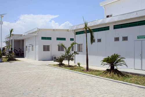 complexo hospitalar haiti